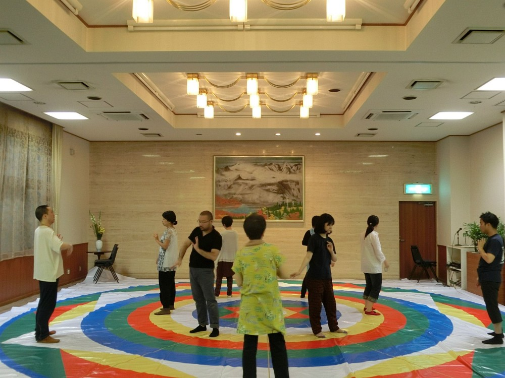 vajra dance global practice events