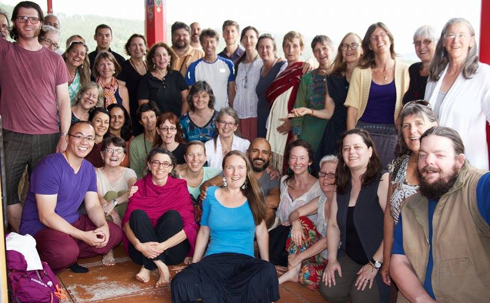 Dance of the 12 A's with Leela Whitcomb-Hewitt at Tara Mandala on July 18, 2015
