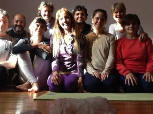 Open Yantra Yoga in La Plata, Argentina