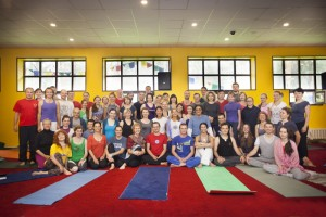 1st level Yantra Yoga Teacher Training