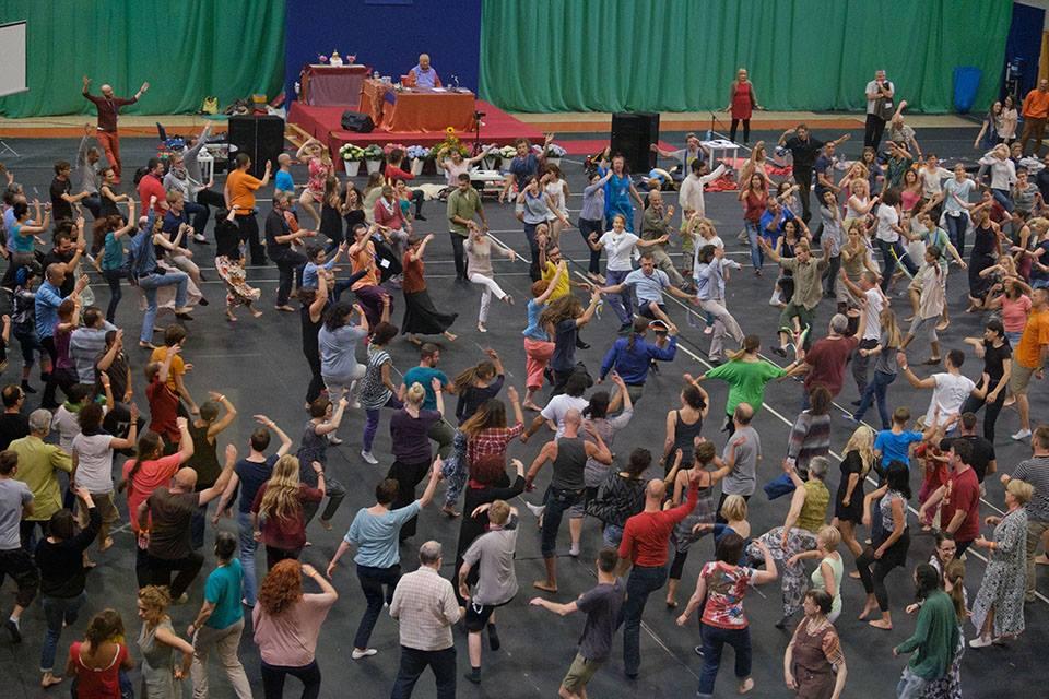 Some Notes on Khaita Joyful Dances and Dzamling Gar Song