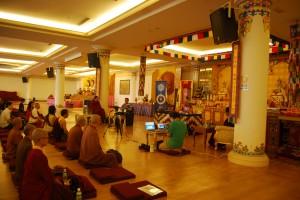 Rinpoche Teaches in Malaysia