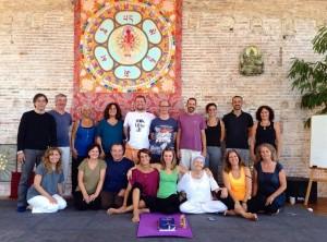 Yantra Yoga in Barcelona, Spain