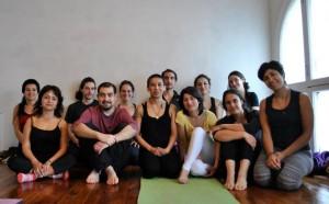 Yantra Yoga in Chile