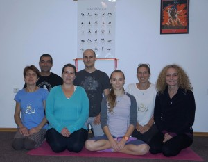 Yantra Yoga in Bulgaria