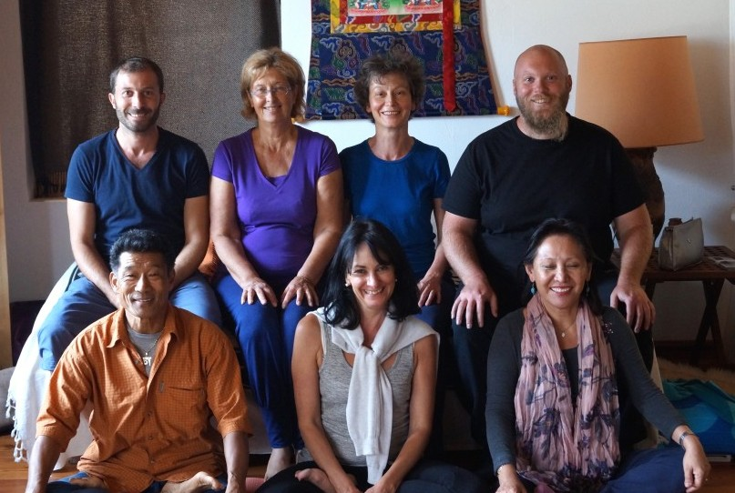 Weekend Seminar on Kumbhaka with Patrizia Pearl in the Swiss Alps from September 25 to 27, 2015