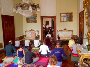 Yantra Yoga and Meditation in Venice