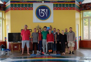 Yantra Yoga in Crimea