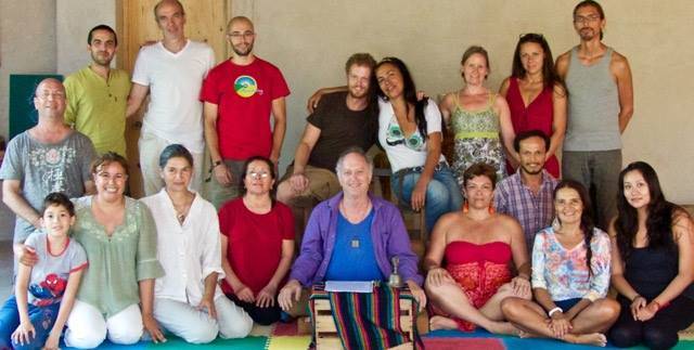 Sutra, Tantra, Dzogchen with Steve Landsberg at Tsegyalgar West, Baja from October 16-October 18, 2015