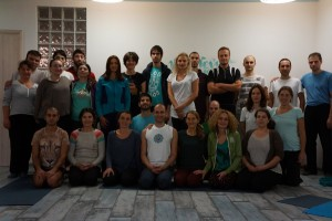 Yantra Yoga Supervision in Bulgaria