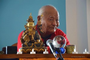 Retreat at Namgyalgar with Chögyal Namkhai Norbu