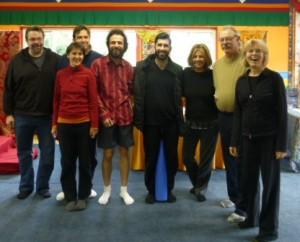 Introduction to Yantra Yoga at Tsegyalgar East