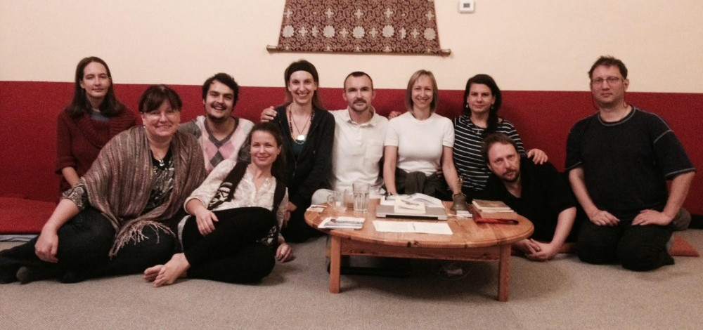 The Relative Bodhicitta Retreat with Lukas Chmelik held in Phendeling, Czech Republic, on November 11-13, 2015