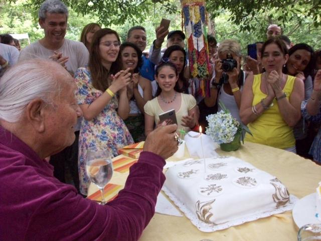 Rinpoche's birthday