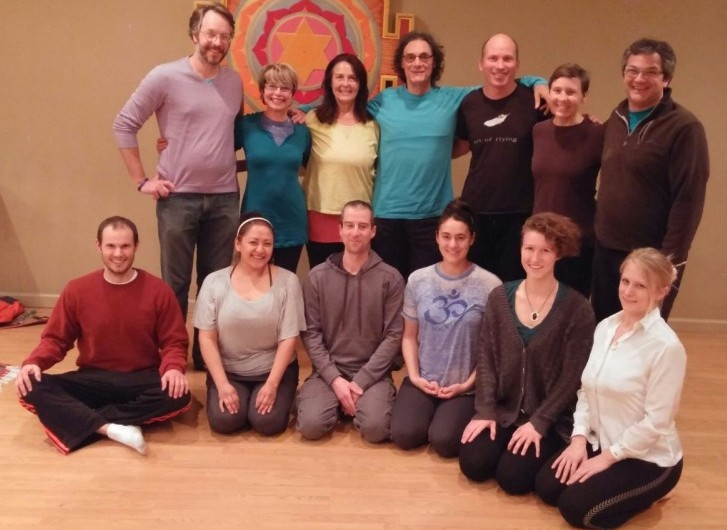 Eight Movements Teacher Training Part I at Yoga Tree, San Francisco, CA with Fabio Andrico