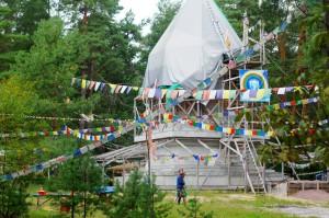 Stupa of Perfect Victory
