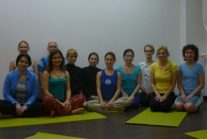 Yantra Yoga in Ryazan