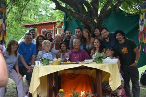 Ati Yoga with Chögyal Namkhai Norbu at Tashigar South