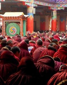 A Journey to the Sacred Land of Larung Gar, Kham (Tibet)