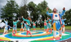New Vajra Dance Website