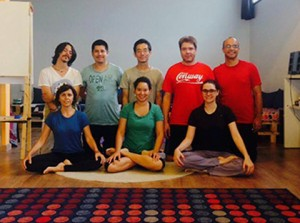 Beginners' Course in Yantra Yoga in Sao Paolo, Brazil