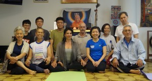 Yantra Yoga Courses in New Zealand and Asia