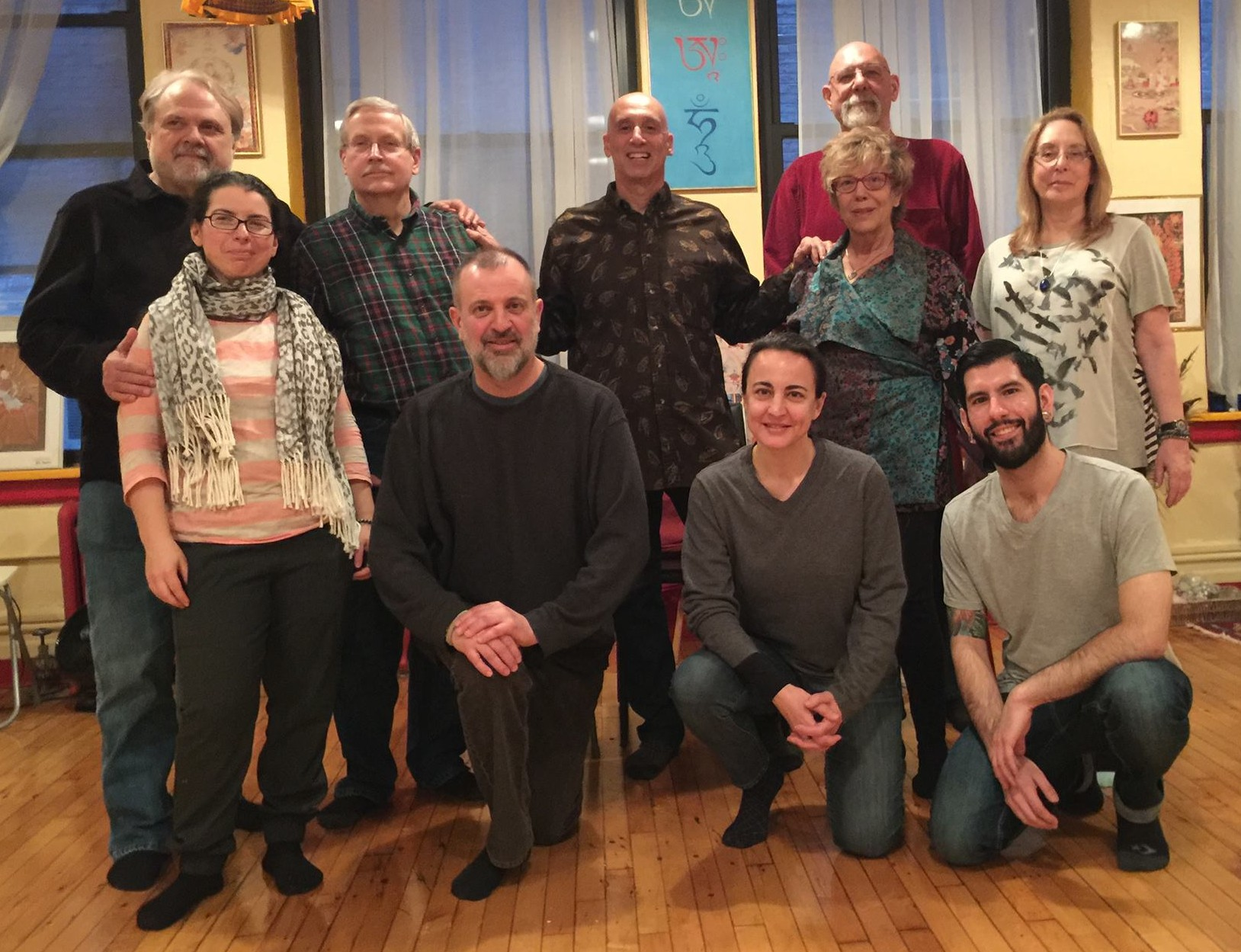 A one-day course entitled The Cycle of Day or Night done for the benefit of Kundrolling, NYC, with Michael Katz on Sunday, January 31, 2016.