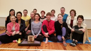 Yantra Yoga in Belarus