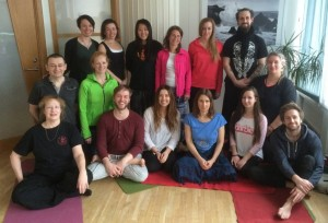 Introduction to Yantra Yoga in Sweden