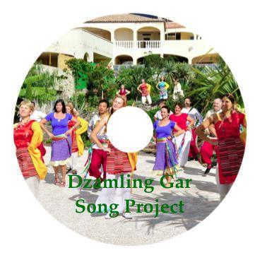 Dzamling Gar Song Project