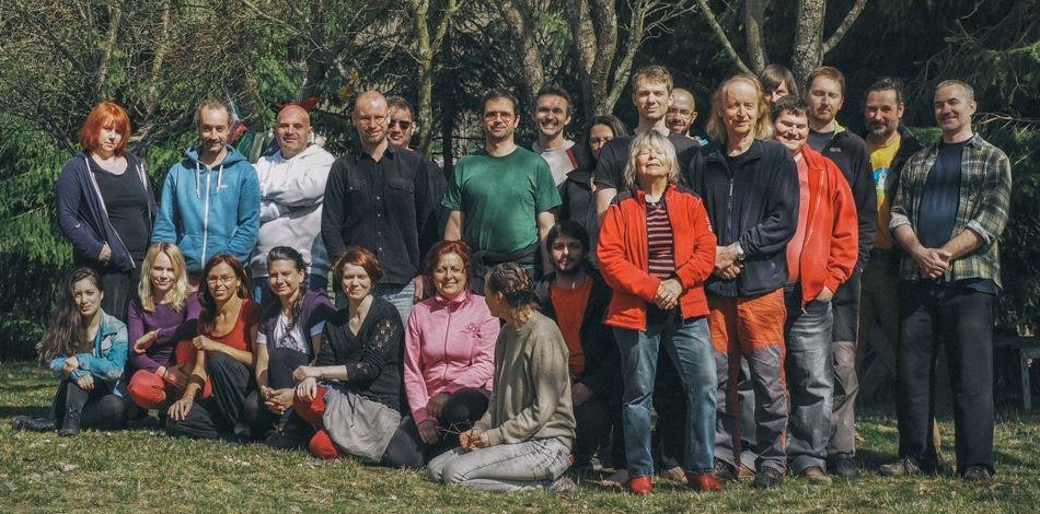 Retreat on The Practice of Contemplation with Lukas Chmelik, Phendeling, March 25 – 28, 2016