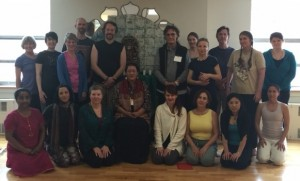Eight Movements Teacher Training Part I at Kripalu