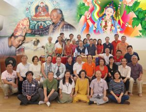 Mandarava Sogtig Retreat with Khenpo Yeshe Wangpo