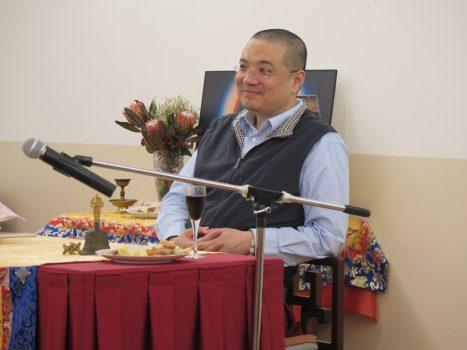 Khenpo Yeshe Wangpo