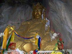 Main cave of Guru Rinpoche