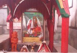 Statue at Kuwa Rani