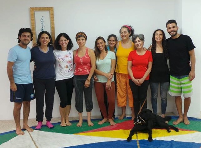 Introductory Yantra Yoga Course with Marisa Alonso at Dekyitling in San José de Costa Rica from April 8 to 10, 2016.