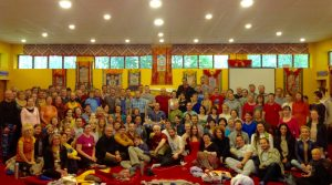 Dream Yoga Workshop in Russia