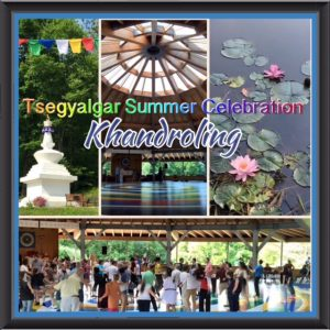 Summer at Tsegyalgar East