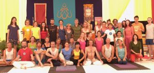 Yantra Yoga 3rd Level Supervision with Laura Evangelisti and Fabio Andrico