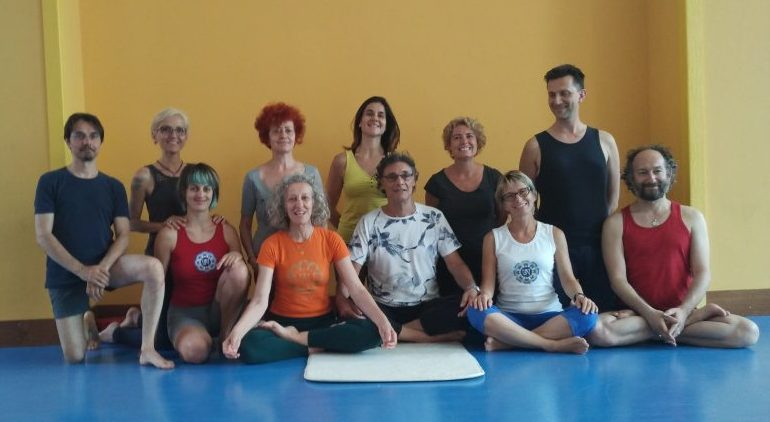 Harmonious Breathing Teacher Training with Fabio Andrico in Venice, Italy from June 24-28, 2016.