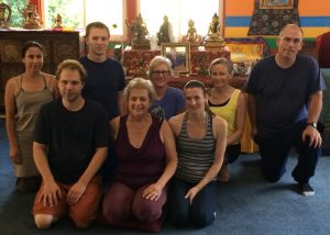 Introduction to Yantra Yoga in Conway MA
