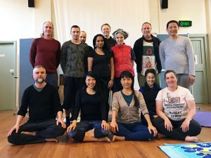 Yantra Yoga in Sydney, Australia