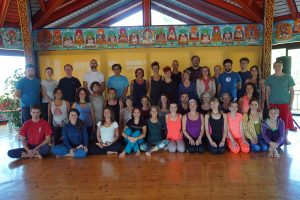 First Level Yantra Yoga Teacher Training