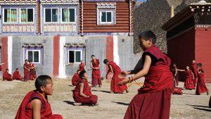 Safeguarding Galingteng Tibetan Spiritual Legacy