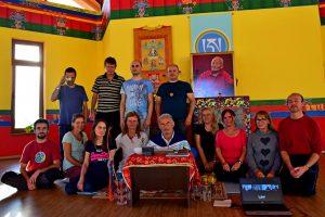 Merigar East Retreat with Elio Guarisco