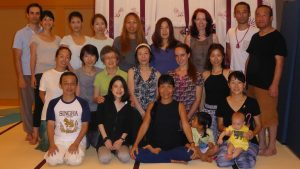 Yantra Yoga in Kyoto and Tokyo, Japan