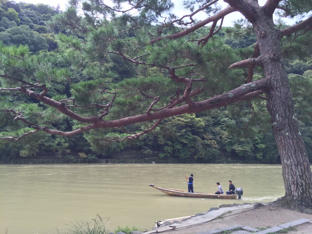 arashiyama-river