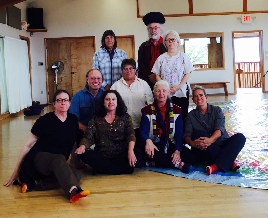 Song of the Vajra Dance course with Carisa OKelly in Taos, New Mexico. This photo is of the first weekend that took place on October 8-9, 2016. The course will be held in four weekends; the three following weekends will be held in Albuquerque, New Mexico.