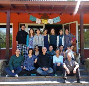 Communication Course at Tashigar South